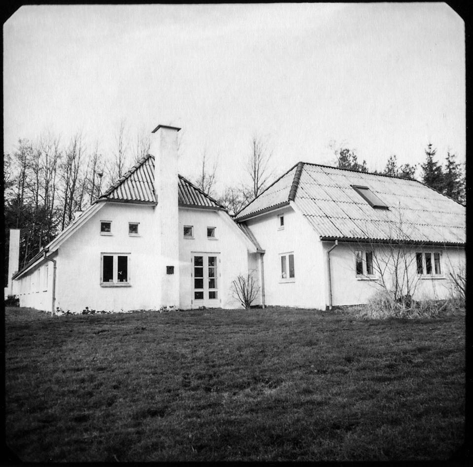 My house - 7x7 polaroid